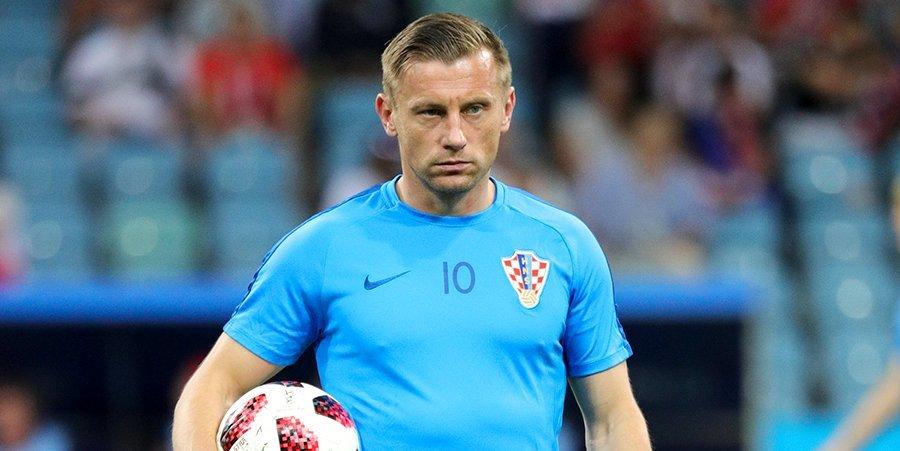 Главный тренер сборной Хорватии отреагировал на возможный уход Олича в ЦСКА