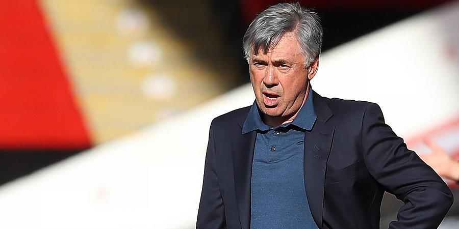 СМИ: «Реал» хочет вернуть Анчелотти на пост главного тренера