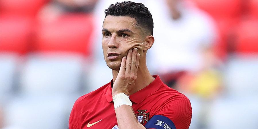 СМИ: «Ювентус» отказался продлевать контракт с Роналду