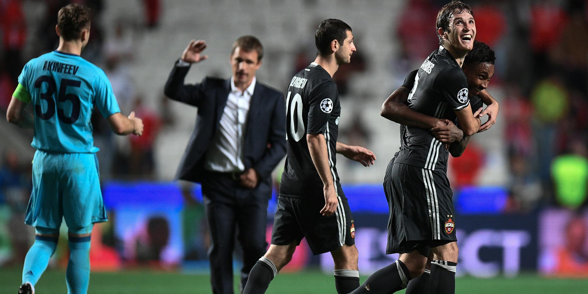 РФ увеличила отрыв отПортугалии врейтинге УЕФА