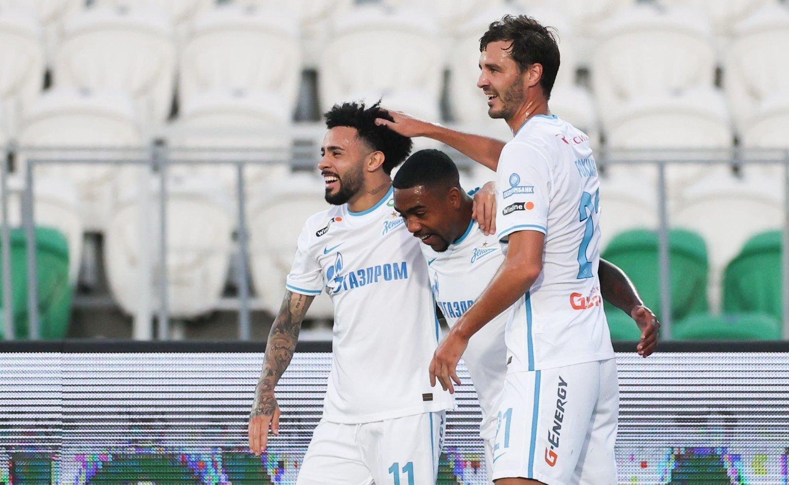 Михаил Прокопец: «Зениту» стоило общаться с УЕФА по вопросу Малкома и Клаудиньо»
