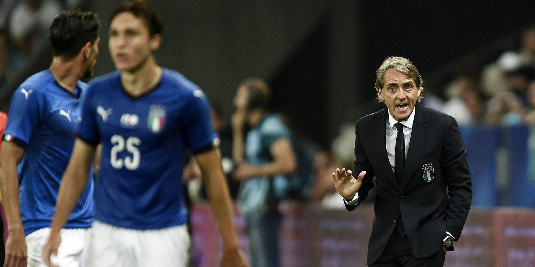 Бой за Евро: Турция против Италии