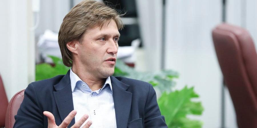 Евгений Бушманов: «Победа над Эстонией ожидаема. Можно говорить, что мы уже вышли на Евро-2021 с первого места»