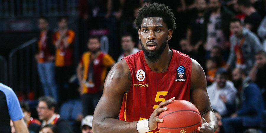 Американец Пойтресс стал баскетболистом «Зенита»