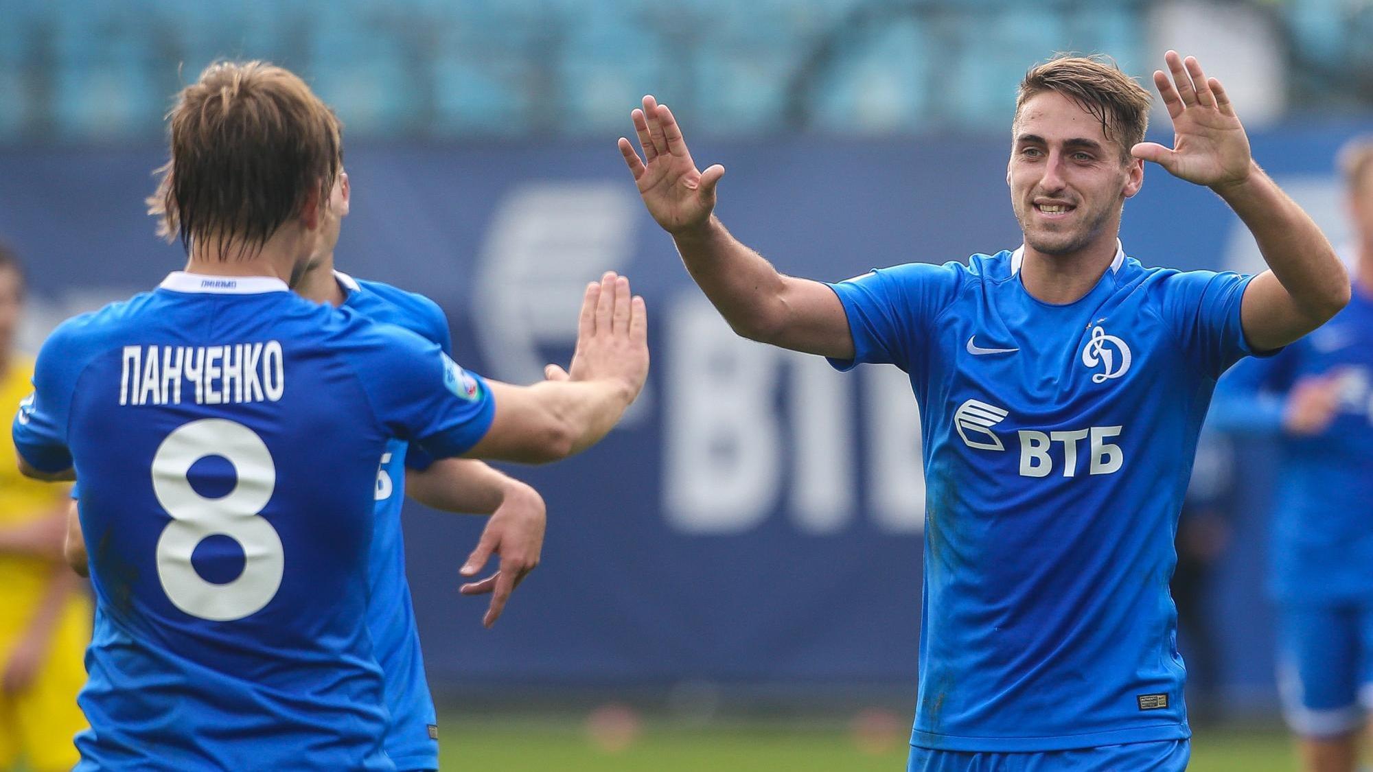 ВТБ реализовал акцииФК «Динамо-Москва» за1 руб.