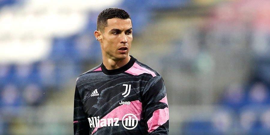 Джорджио Кьеллини: «Если Роналду — проблема, то я хотел бы иметь их много»