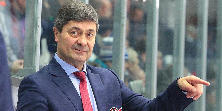 Андрей Мартемьянов — об увольнении из «Автомобилиста»: «Я был готов к такому повороту событий»