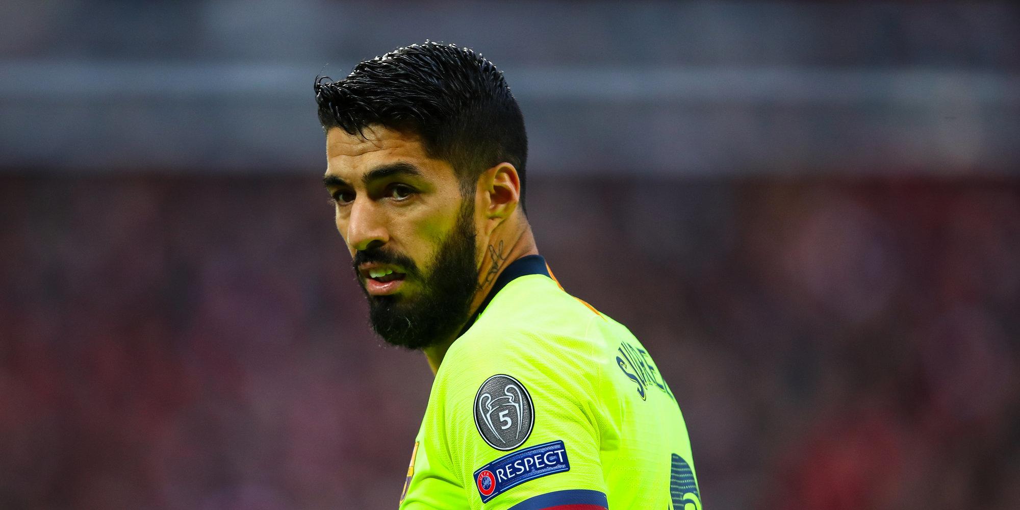 Куман, будь человеком! Зачем «Барселона» выгоняет Суареса?