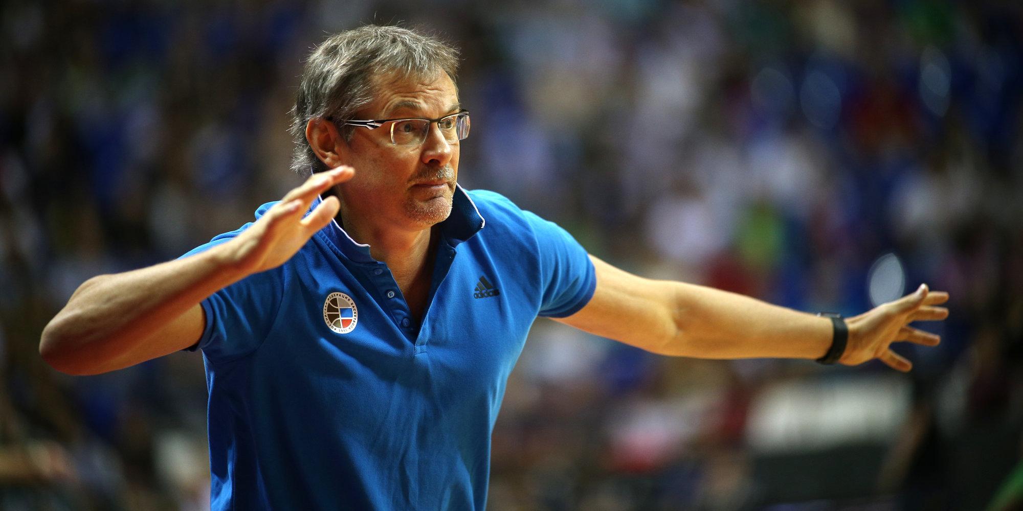 Главный тренер сборной России: «Могу обещать, что поборемся за путевку на Олимпиаду»