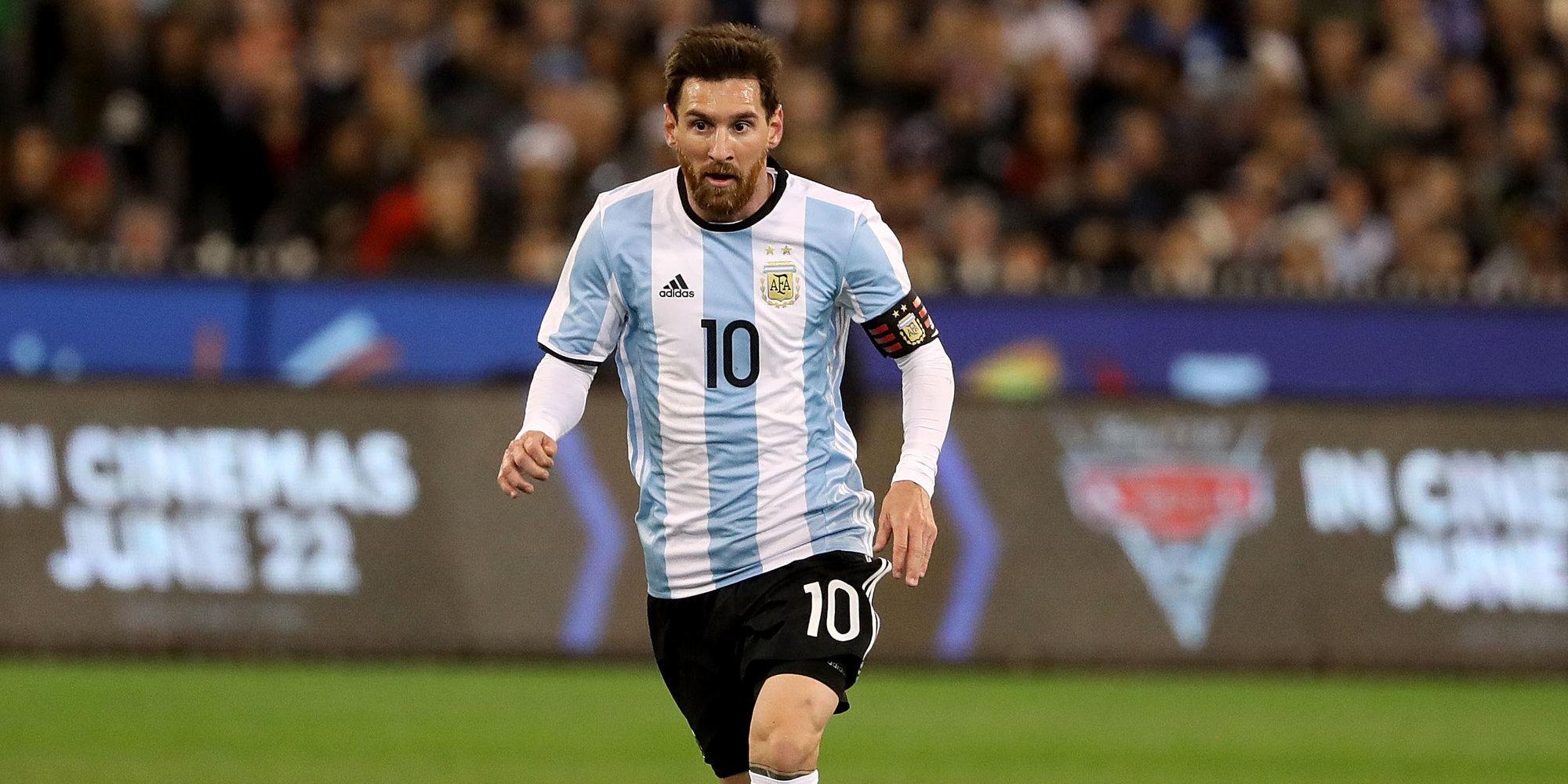 Нигерийцы разобрались сосборной Аргентины, отыграв у конкурента 2 мяча