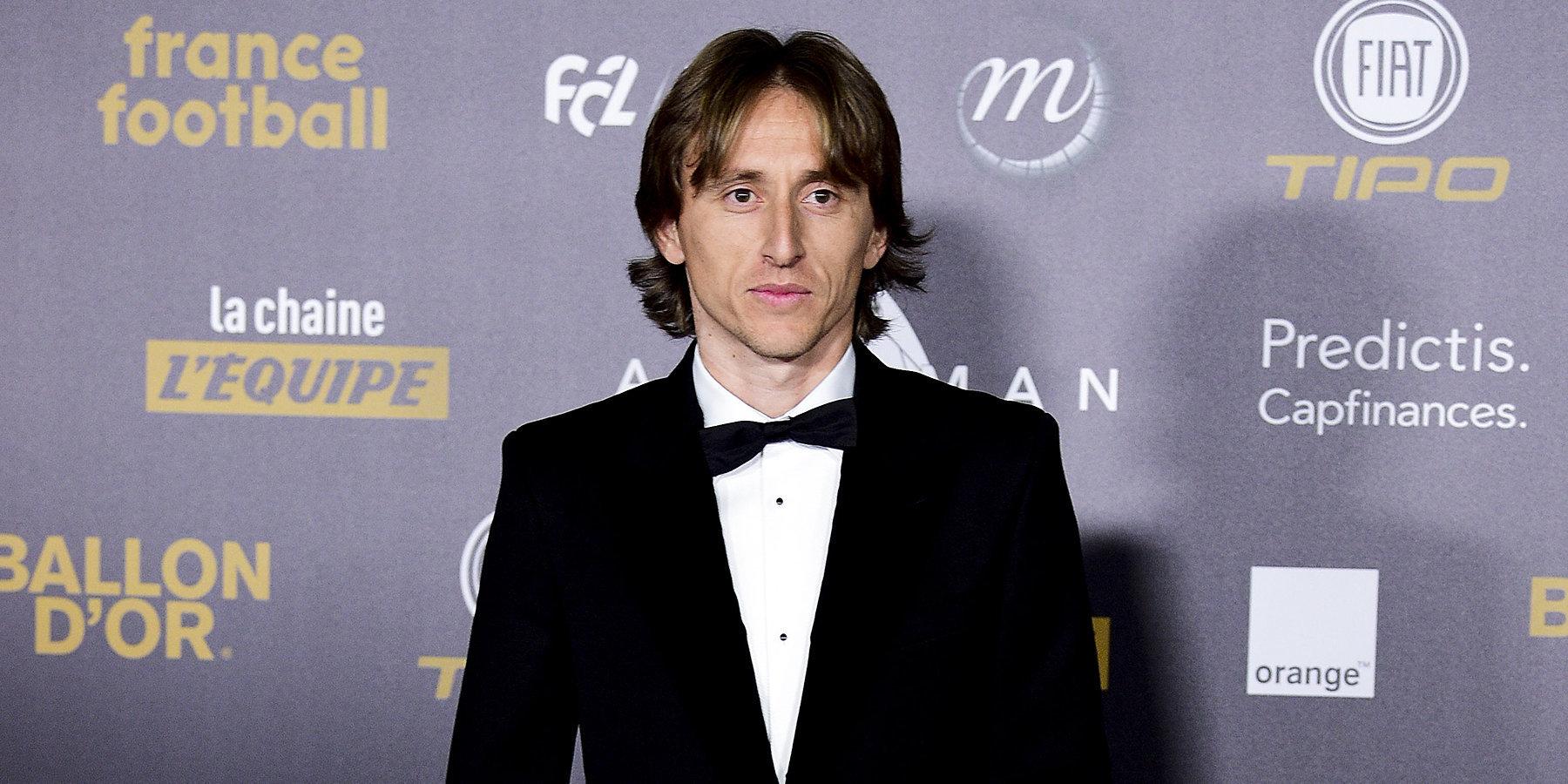 Лука Модрич стал обладателем «Золотого мяча»