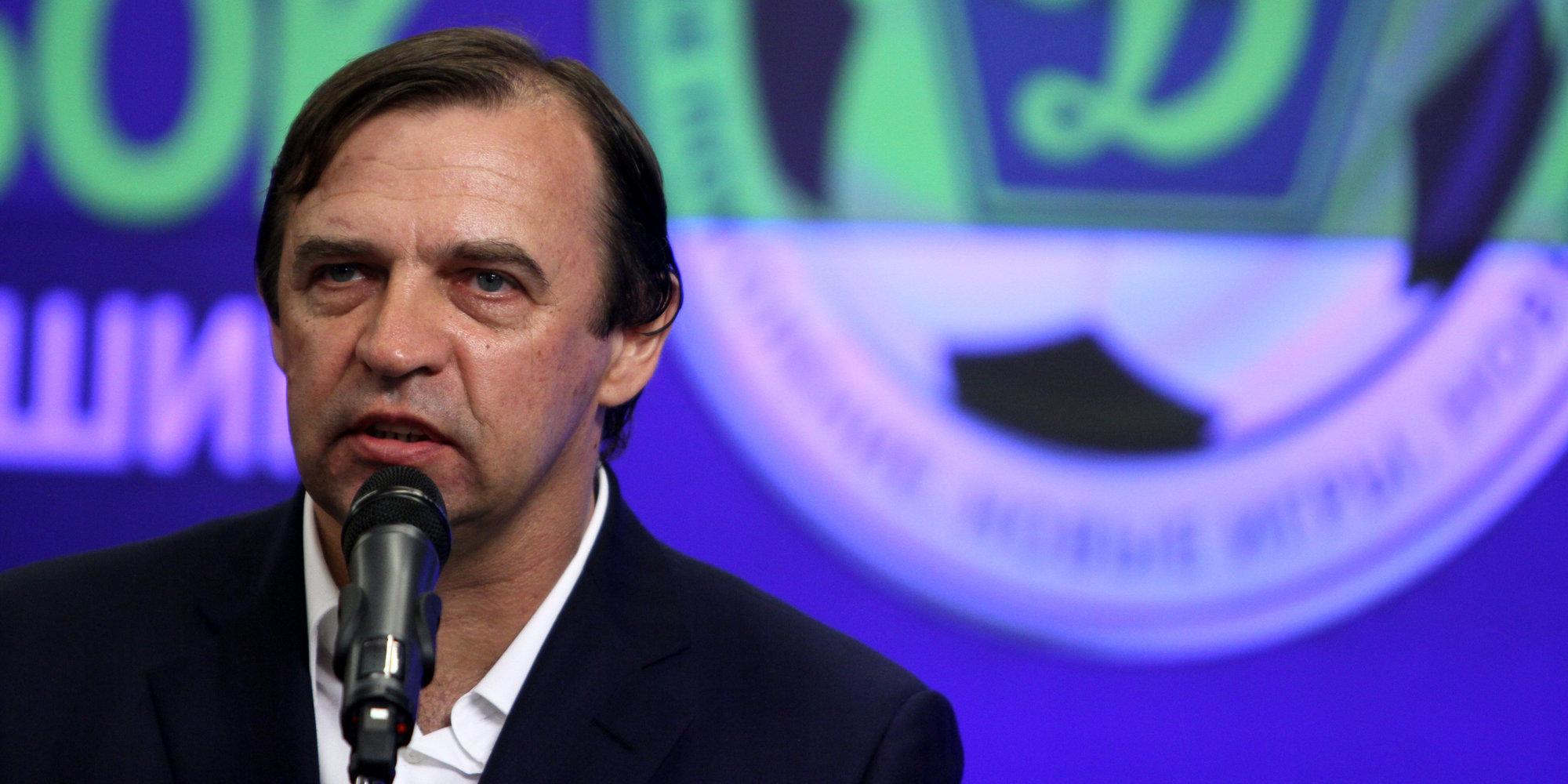 Бородюк возглавит «Торпедо» после отставки Игнашевича