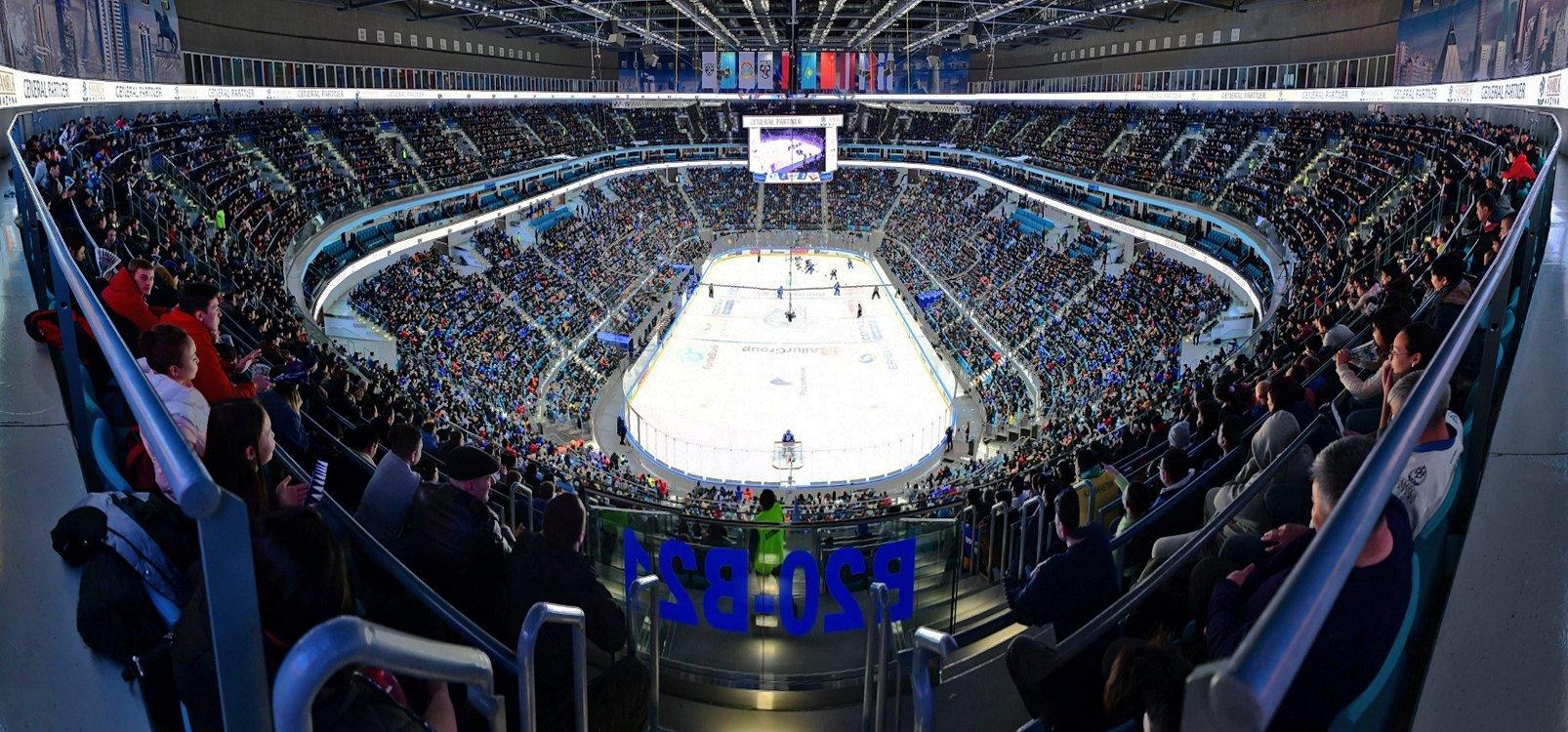 «Барыс» прибыл в Минск, игра с «Динамо» состоится