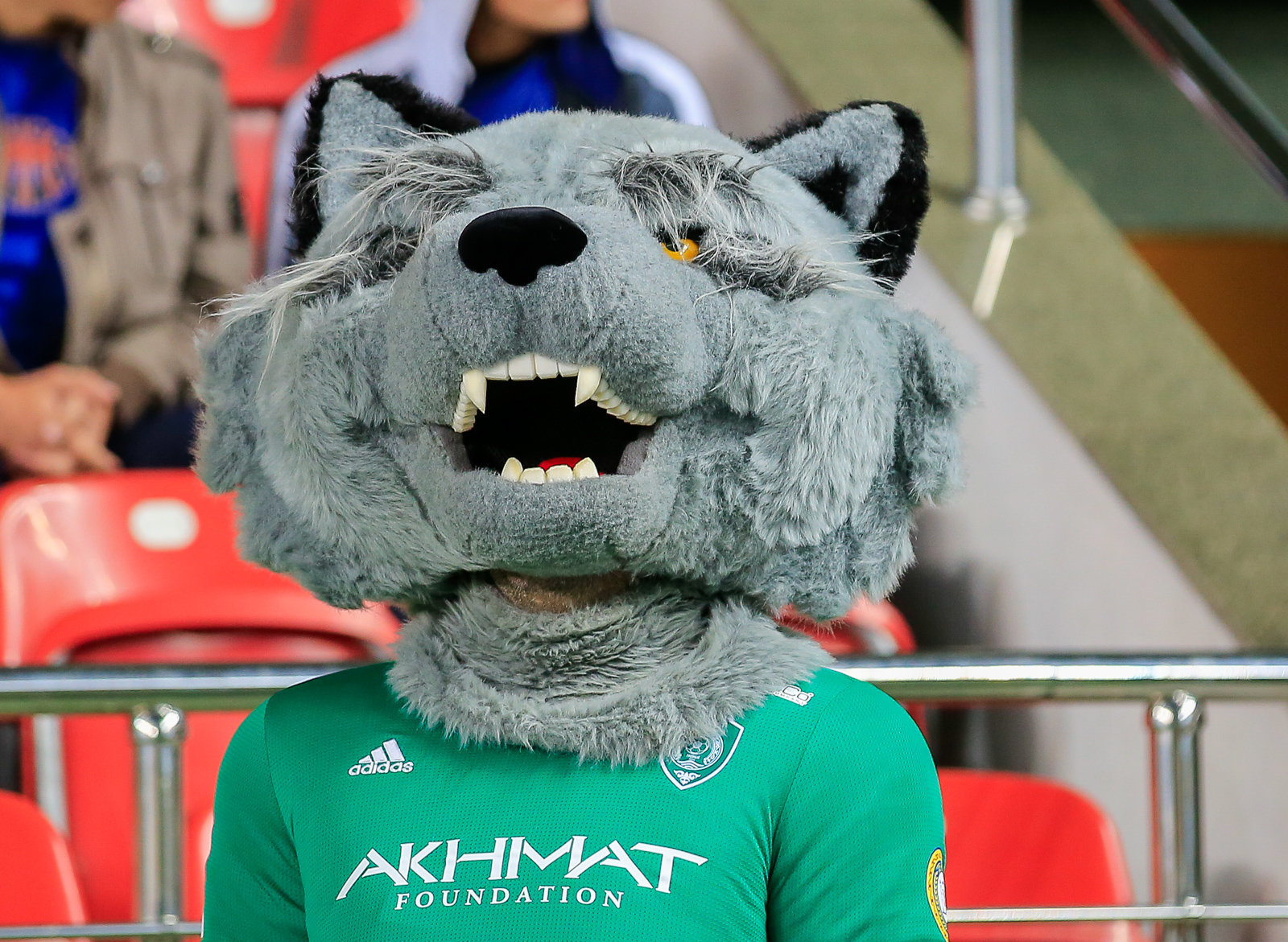 Матч между «Ахматом» и«СКА-Хабаровском» пройдет нарезервном стадионе вГрозном