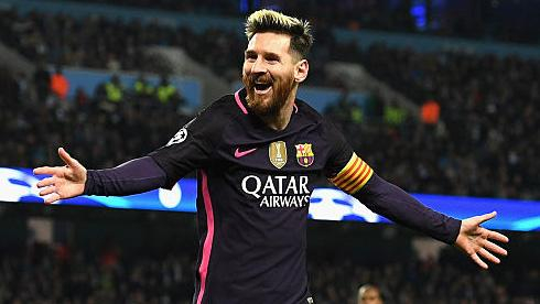 «Барселона» готова предложить Месси €70 млн вгод