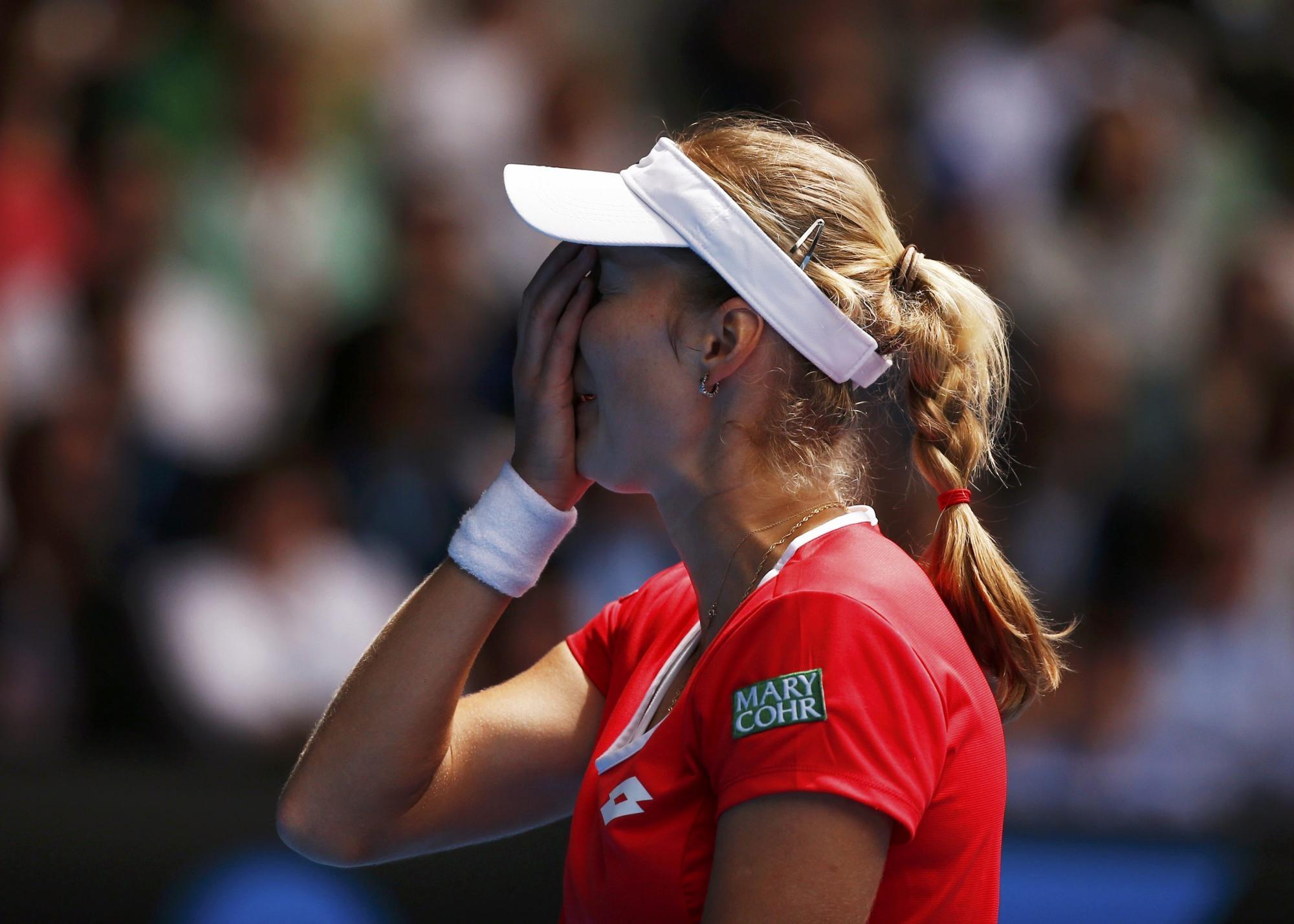 Россиянка Макарова несмогла выйти втретий круг Roland Garros