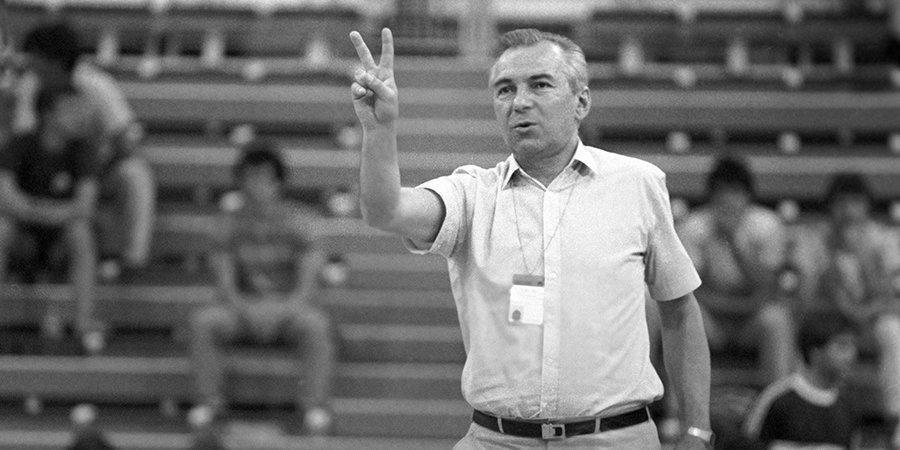 Бывший главный тренер сборной СССР Обухов скончался в возрасте 84 лет