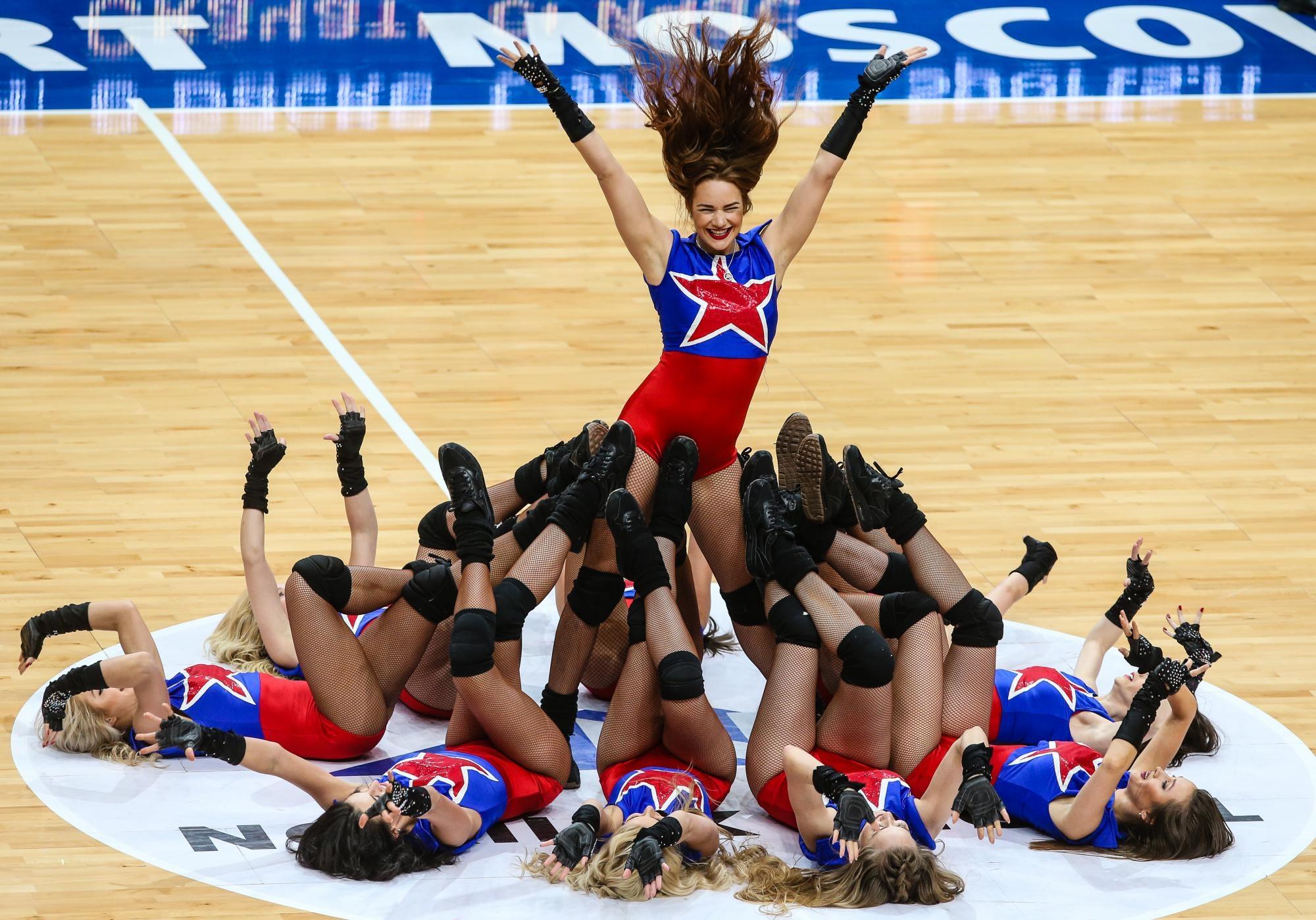хоккея группа поддержки цска баскетбол фото джобс