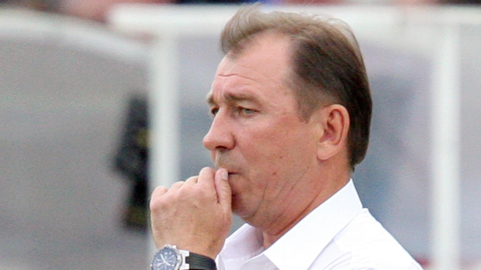 Если Бабаян не выправит ситуацию в «Волгаре», команду может возглавить Павлов