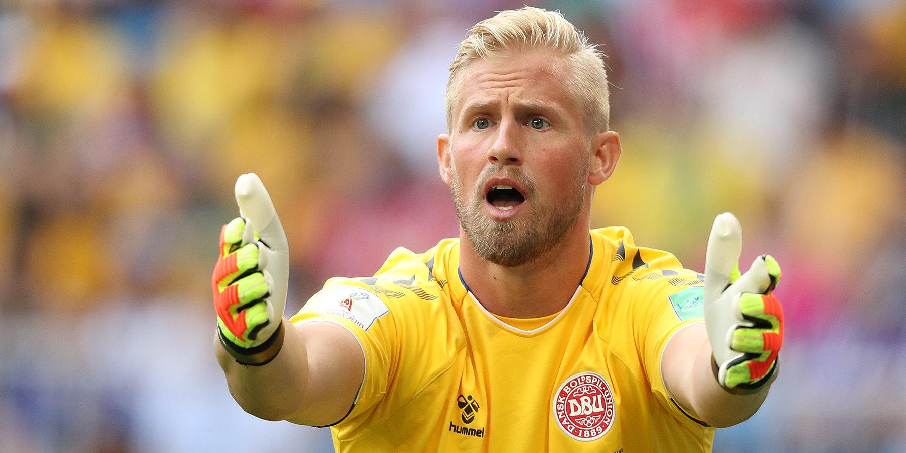 Пражская «Славия» поиздевалась над голкипером «Лестера» в преддверии матча в Лиге Европы