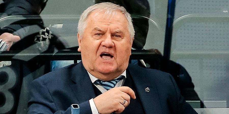 Владимир Крикунов: «Проиграть со счетом 1:2 всегда неприятнее, чем 0:5»