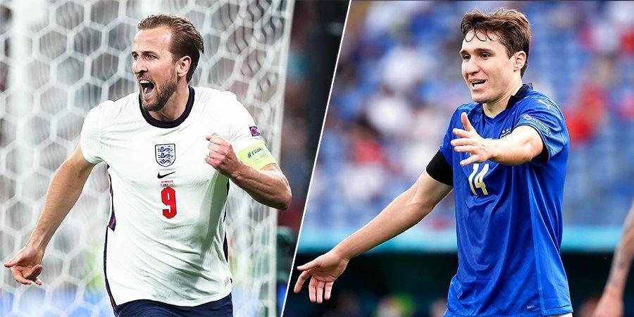 Одни набирают, другим везет. За счет чего Англия и Италия дошли до финала