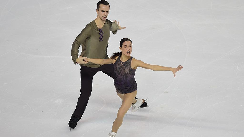 Фигуристы Столбова иКлимов стали трехкратными чемпионами Российской Федерации  впарах