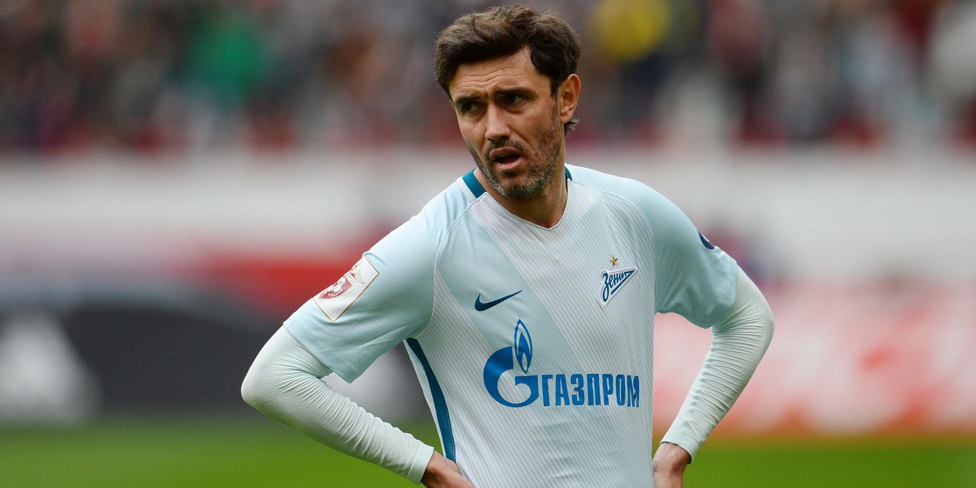 Жирков иЕрохин преждевременно покинули сбор «Зенита»