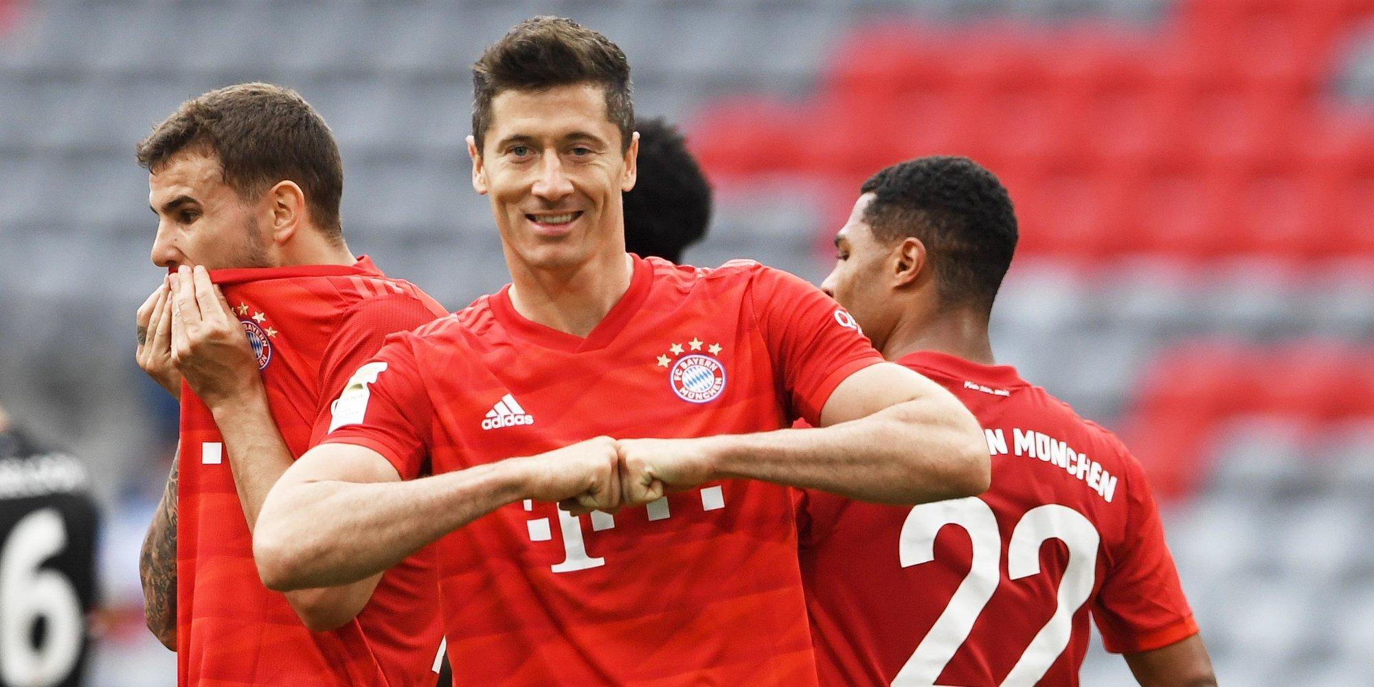 Игроки «Баварии» вновь отказалась от части зарплаты до конца сезона