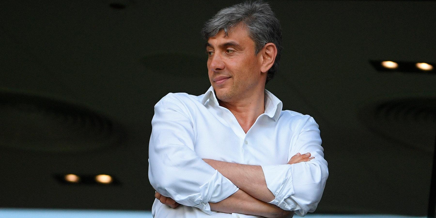 Галицкий отреагировал на выход «Краснодара» в раунд плей-офф ЛЧ двумя скобками