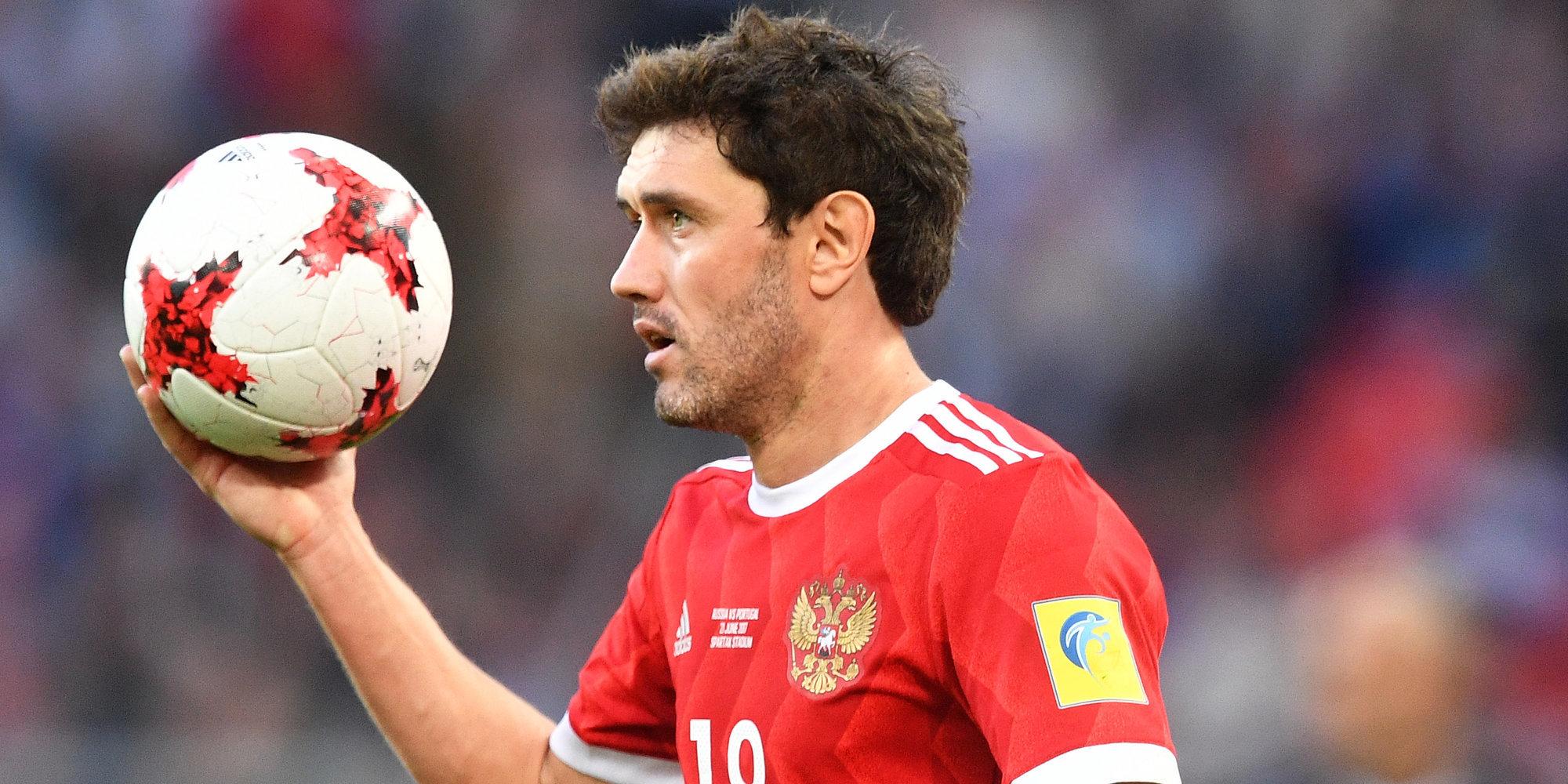 В телесериале «Американцы» мошенники получили имена русских футболистов