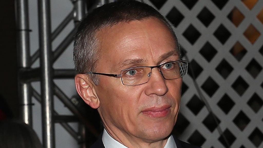 Ларионов назначен советником главы штаба сборной России