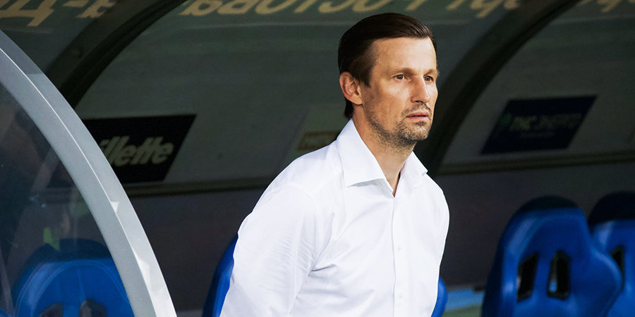 Сергей Семак: «Посмотрим, насколько серьезные травмы у наших игроков»