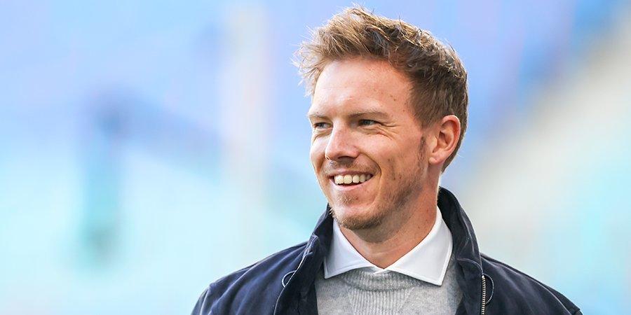 «Бавария» проиграла в дебютном матче Нагельсманна на посту главного тренера мюнхенцев