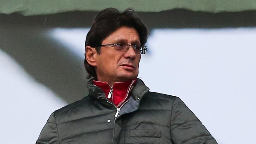 Федун подтвердил, что Измайлов сменит Жиркова напосту зампреда совдира «Спартака»