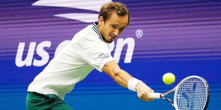 Андрей Ольховский: «Медведев в четвертьфинале US Open должен уверенно выиграть, а дальше пойдут игроки с хорошим уровнем»