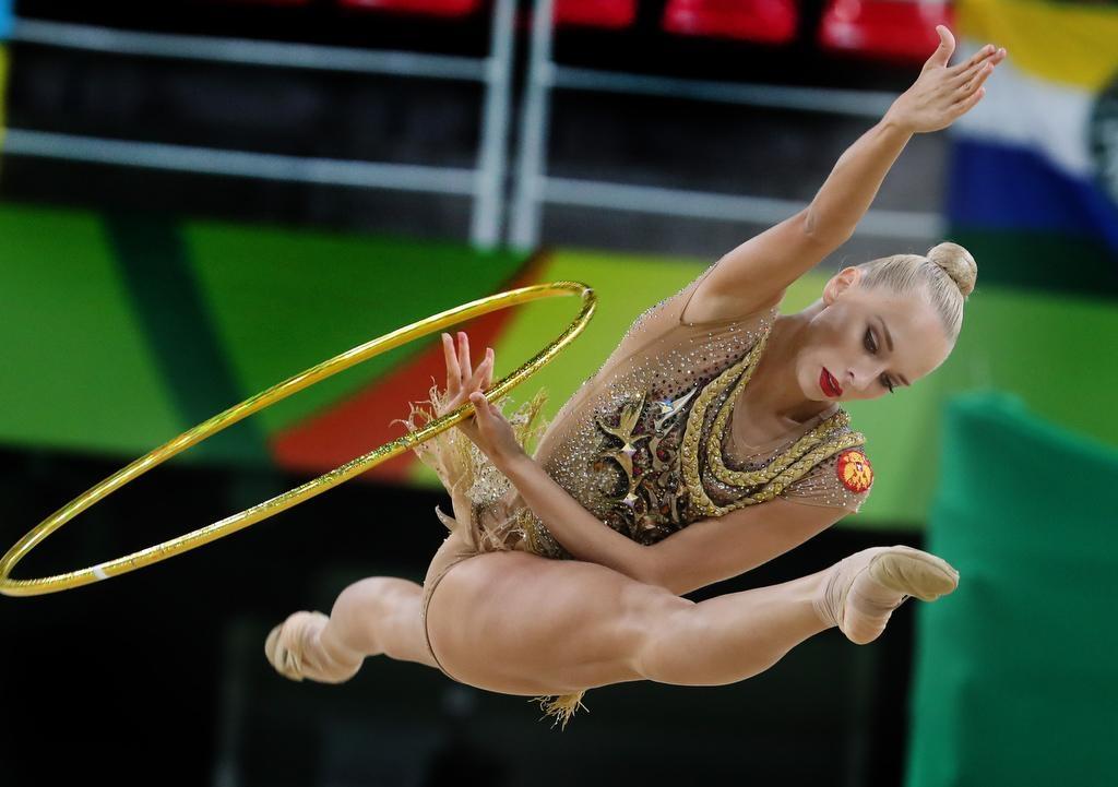 Гимнастки фото крупным планом в рио