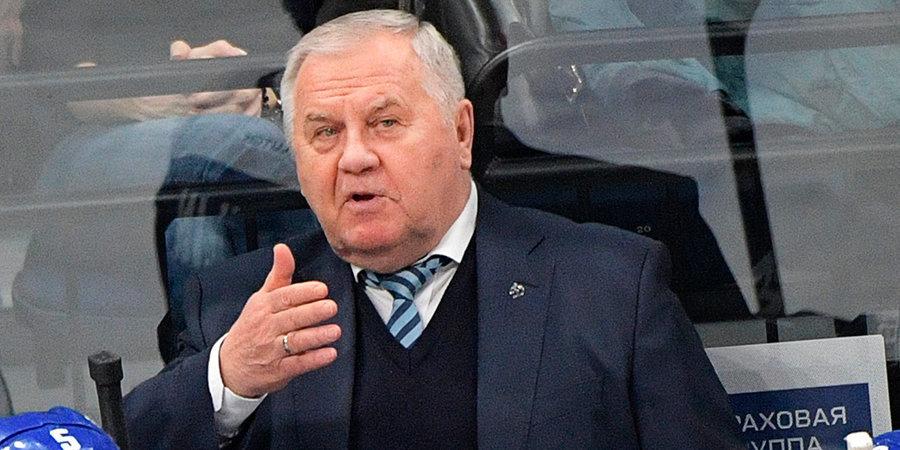 Владимир Крикунов: «Главная задача — начать новый сезон. Если не в августе, то хотя бы в сентябре»