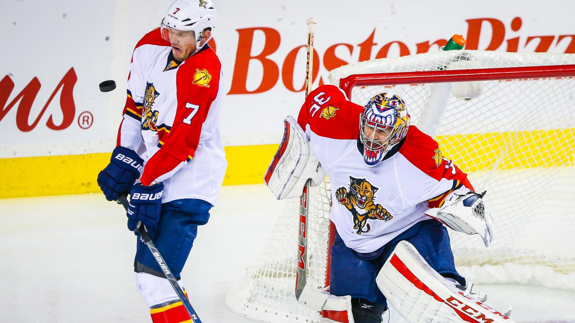 Сможет ли Коламбус обыграть Калгари На что делать ставки на НХЛ 22 Ноября 2017