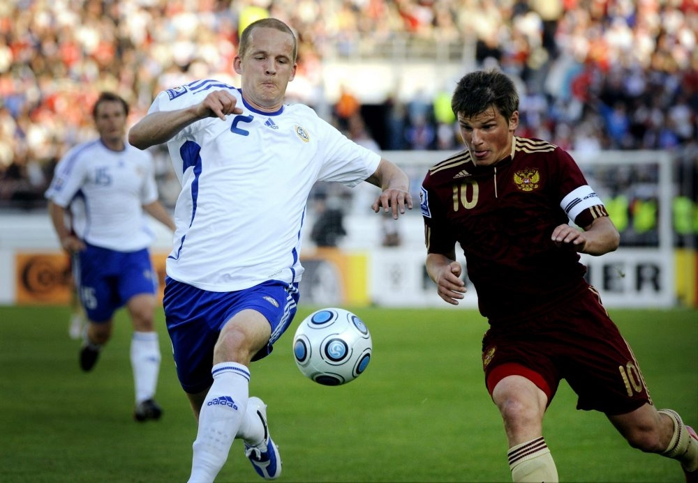 Россия по счет чемпионат финляндия мира футболу
