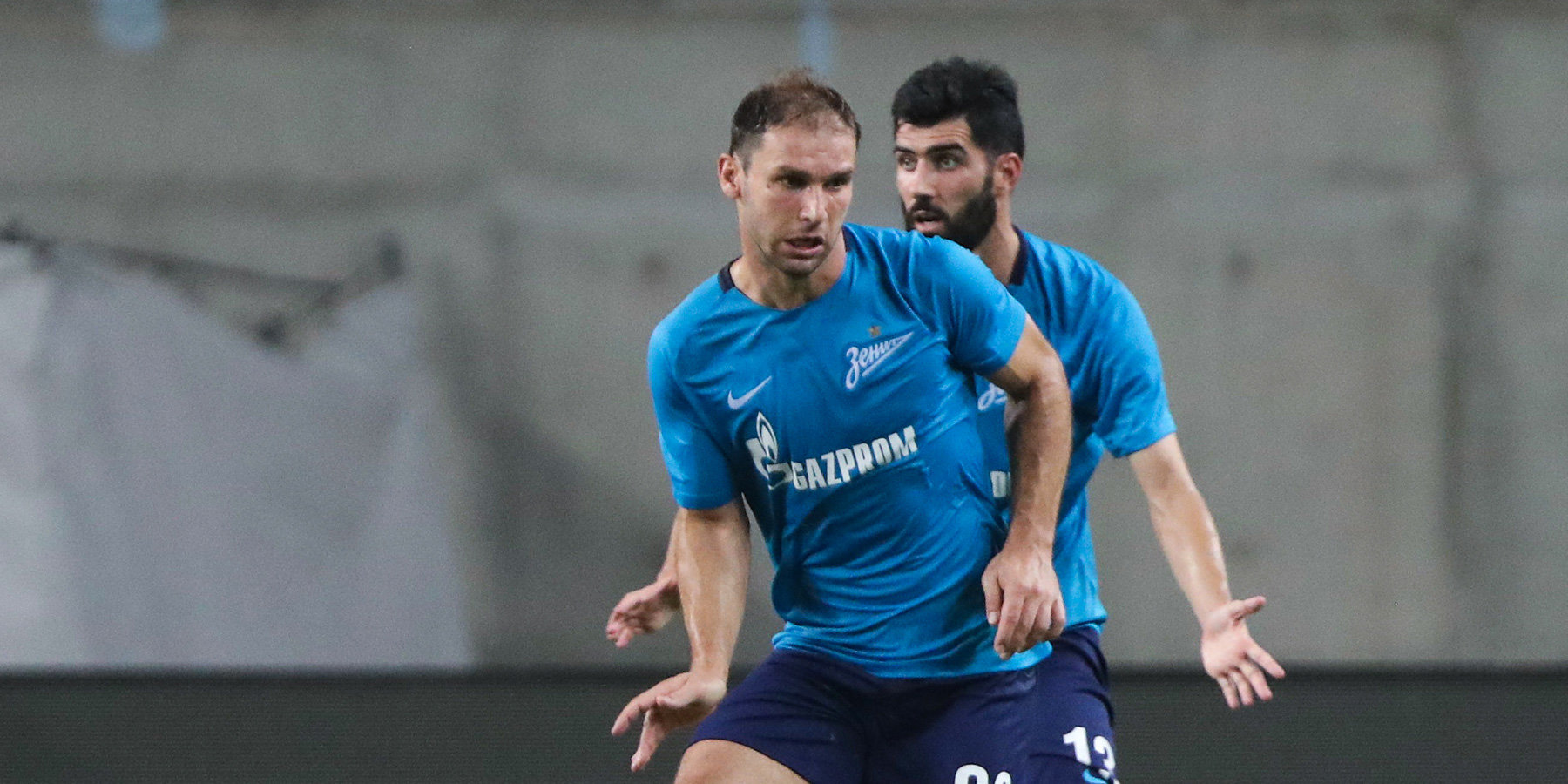 Тренер «Спартака» прокомментировал разгром от«Зенита»