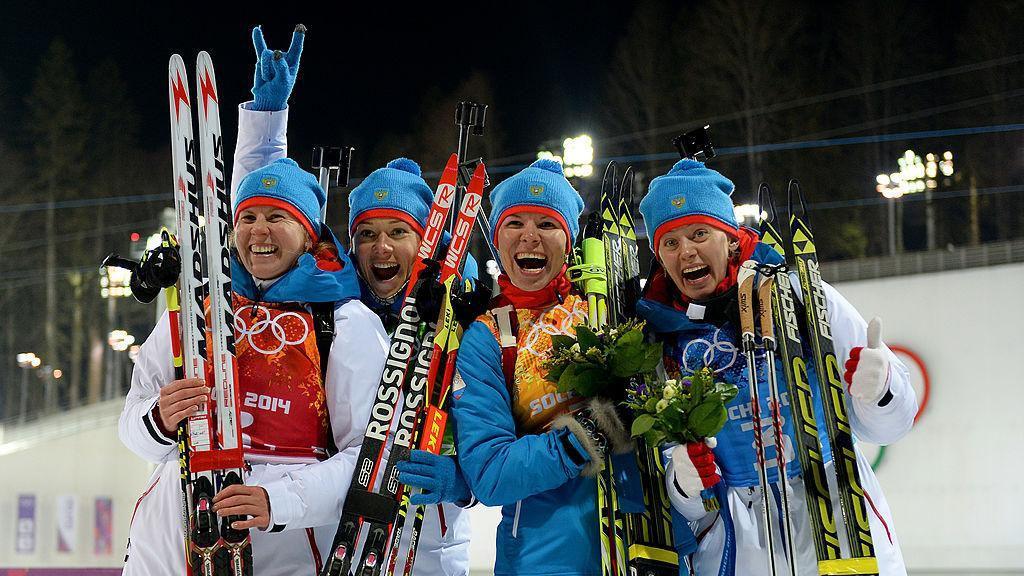 СМИ проинформировали имена 2-х дисквалифицированных русских биатлонисток