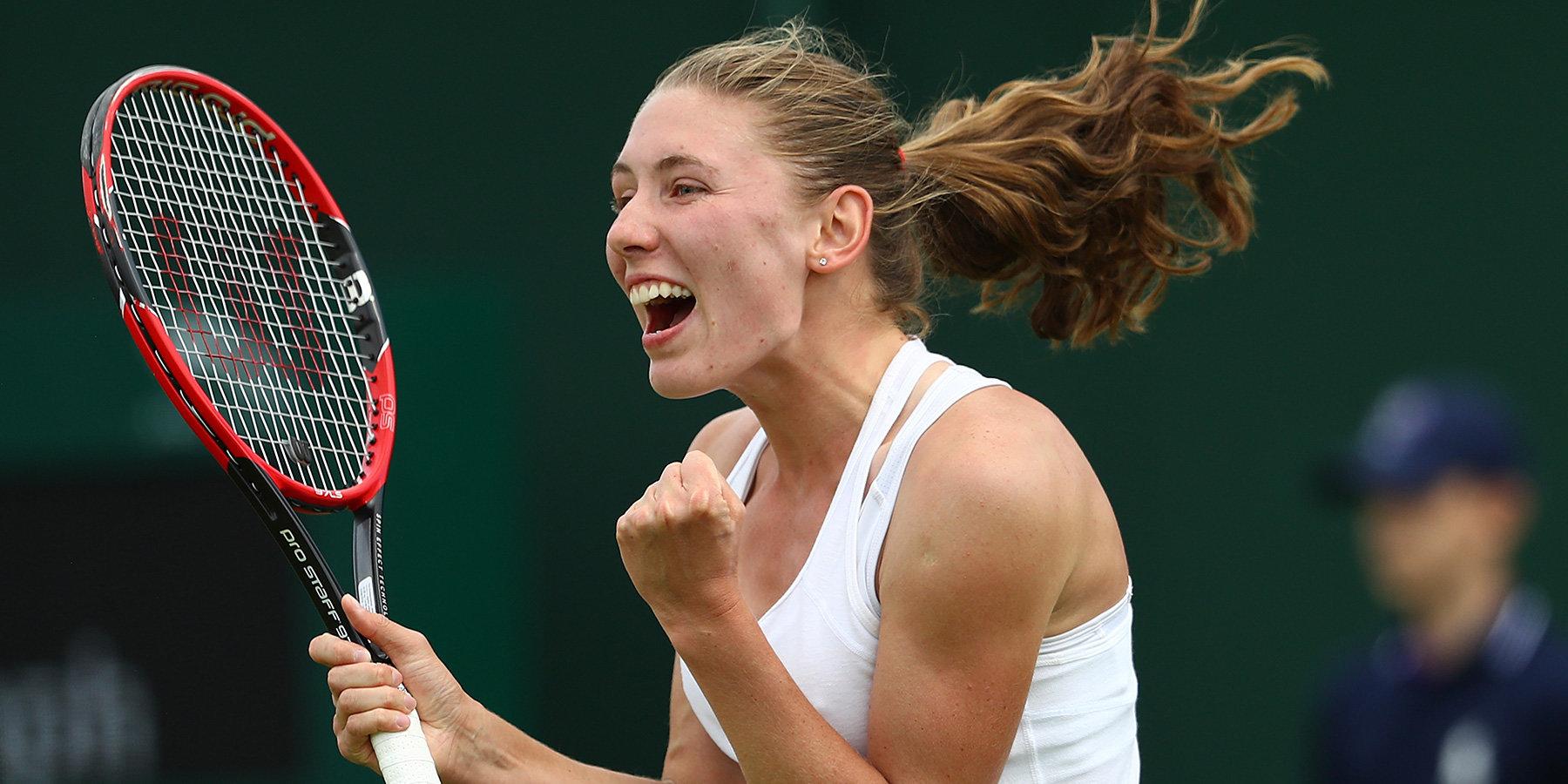 Александрова сыграет на старте US Open с экс-первой ракеткой мира Клийстерс, Касаткина — с украинкой Костюк