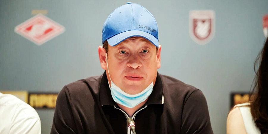 Леонид Слуцкий — об уходе Старфельта: «Когда трансфер состоится официально, он станет самым крупным»