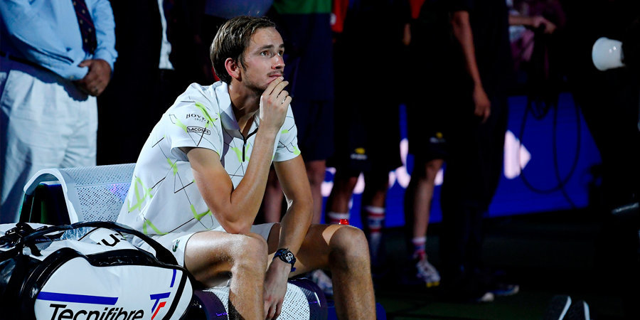 «Только четыре теннисиста могут побеждать, не показывая своей лучшей игры». Медведев объяснил спад в своих результатах