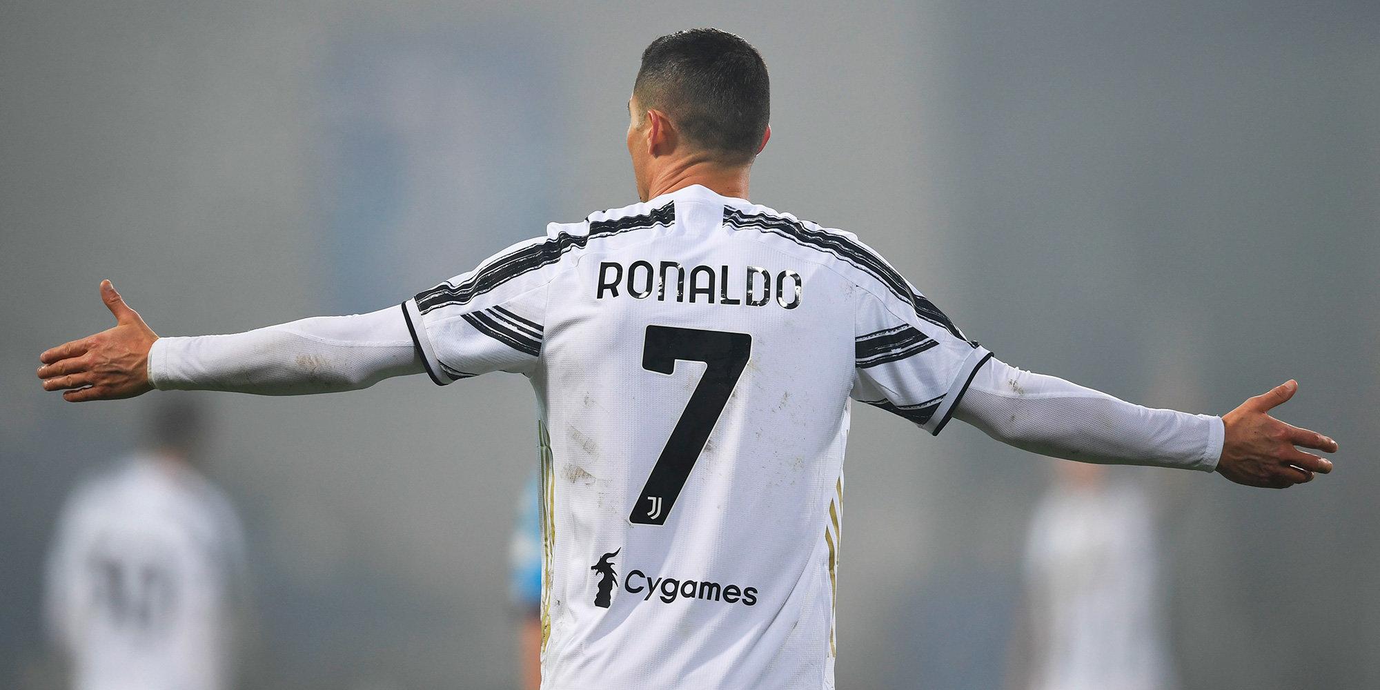 «МЮ» хочет вернуть Роналду и запросил информацию у агента португальца