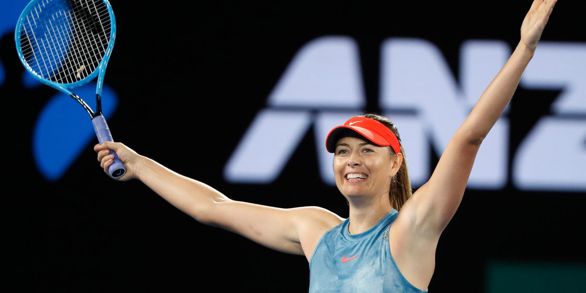 Шарапова выставила на аукцион свою ракетку, чтобы помочь организации «Врачи без границ»