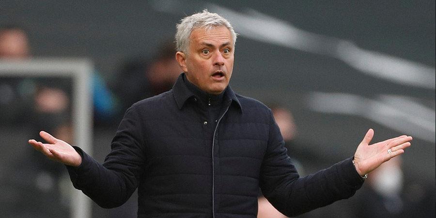 «Рома» забила сопернику 10 голов в первом матче Моуринью