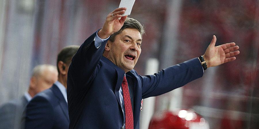 Мартемьянов назначен главным тренером «Сибири»