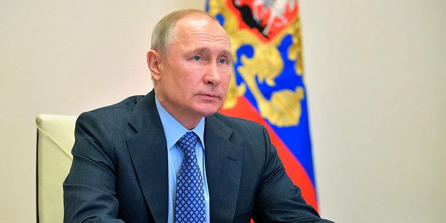 Владимир Путин: «Для прохождения «Шелкового пути» особенно важна сила характера и мастерство высшего пилотажа»